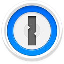 Mac 1Password Logo